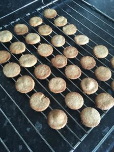#GBBO Week 1: Biscuits 6