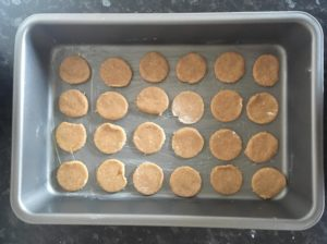 #GBBO Week 1: Biscuits 5