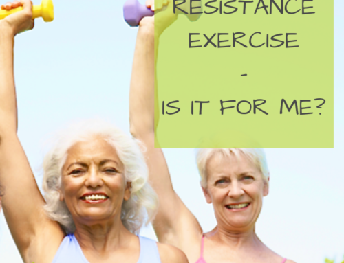 Resistance Training – what's it all about? Is it for me?