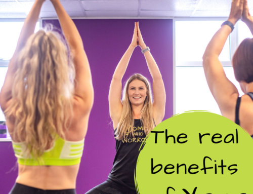 Yoga Has More Benefits Than You Think