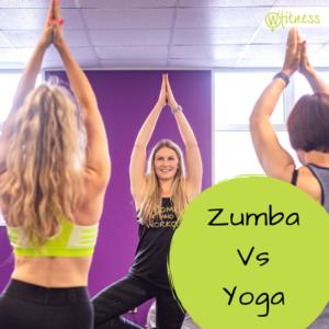 zumba and yoga