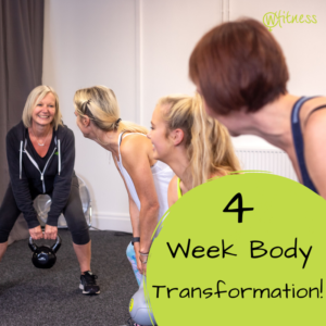 4 week body Transformation
