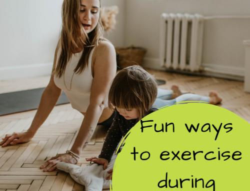 Fun ways to exercise during lockdown