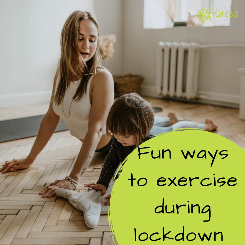 Lockdown Exercise