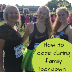 How to cope during a family lockdown