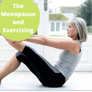 Menopause and exercise