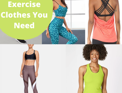 My Top 15 Favourite Workout Clothes