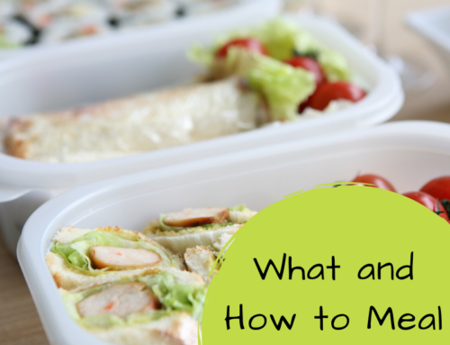 What and How to Meal Prep?!