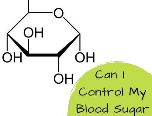 Can I Control My Blood Sugar Levels?