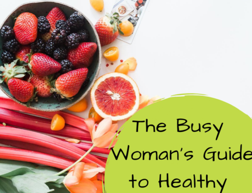 Busy Woman's Guide to Healthy Fast Food