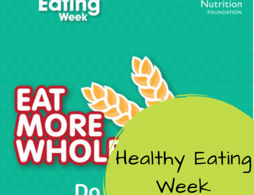 BNF's Healthy Eating Week