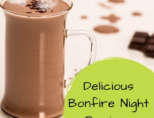 Healthy Bonfire Night Recipes