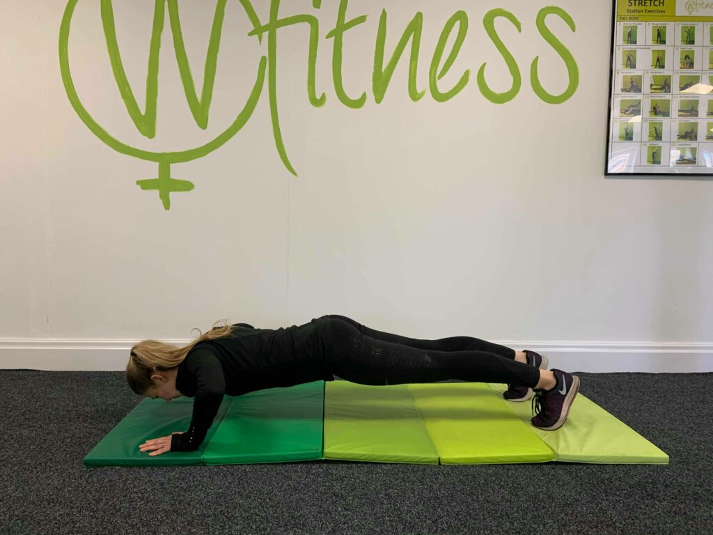 How To Do a Press Up Properly 1