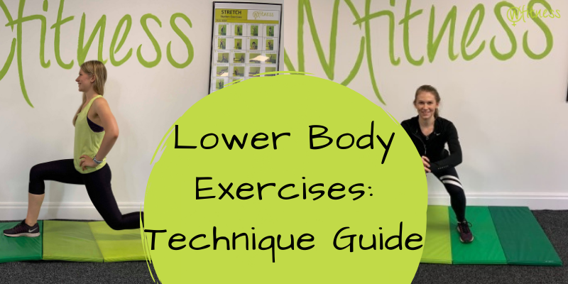 Lower body exercise technique Guide
