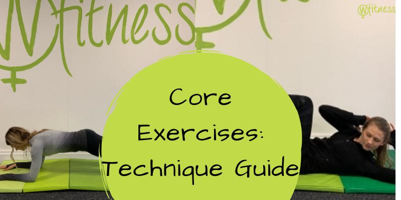 Core Exercise - technique guide